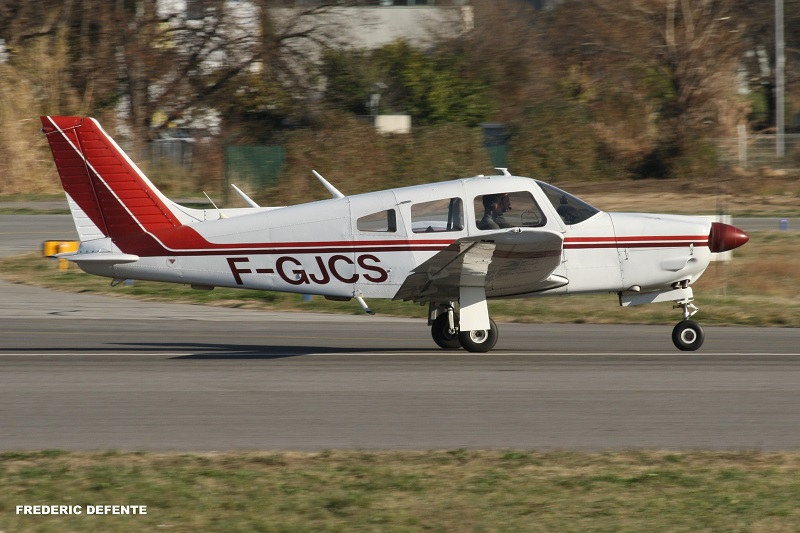 Piper PA-28 R-201 Arrow - F-GJCS