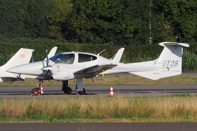 Diamond DA42 Twin Star - F-GTOS