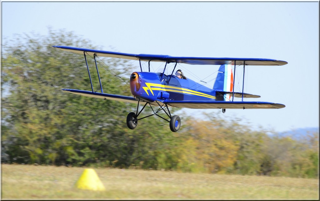 Ultralight Concept Stampe SV-4 RS - W-ULC01