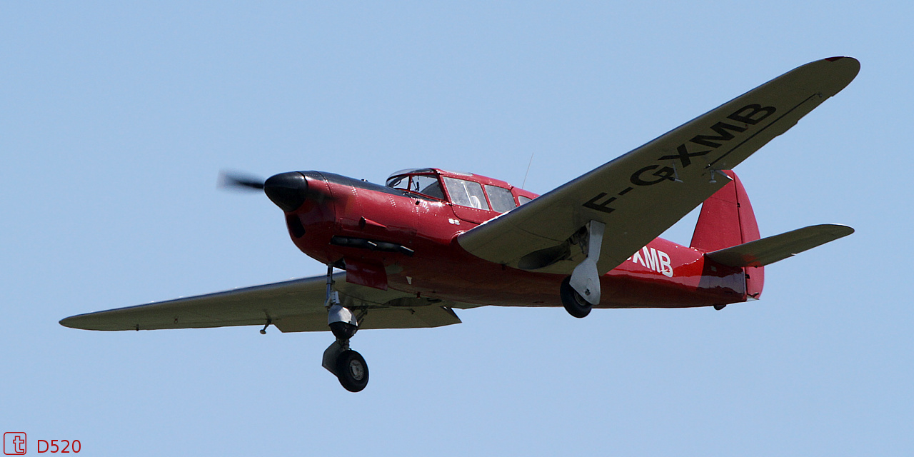 Nord 1101 Noralpha - F-GXMB