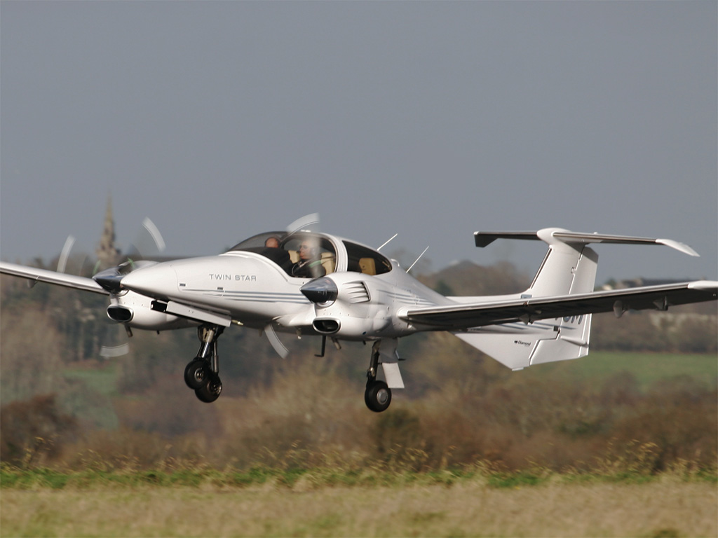 Diamond DA42 Twin Star - F-GYGM