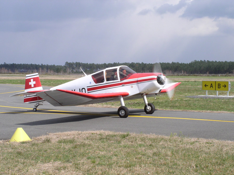 Jodel D112 6476