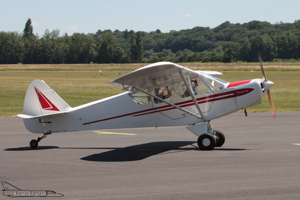 Zlin Aviation Savage Cub - F-JRCL/13 YH