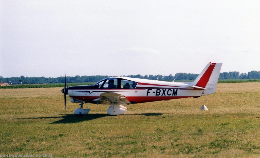 Wassmer WA 54 Atlantic - F-BXCM