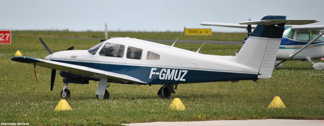 Piper PA-28 RT-201 T Arrow - F-GMUZ