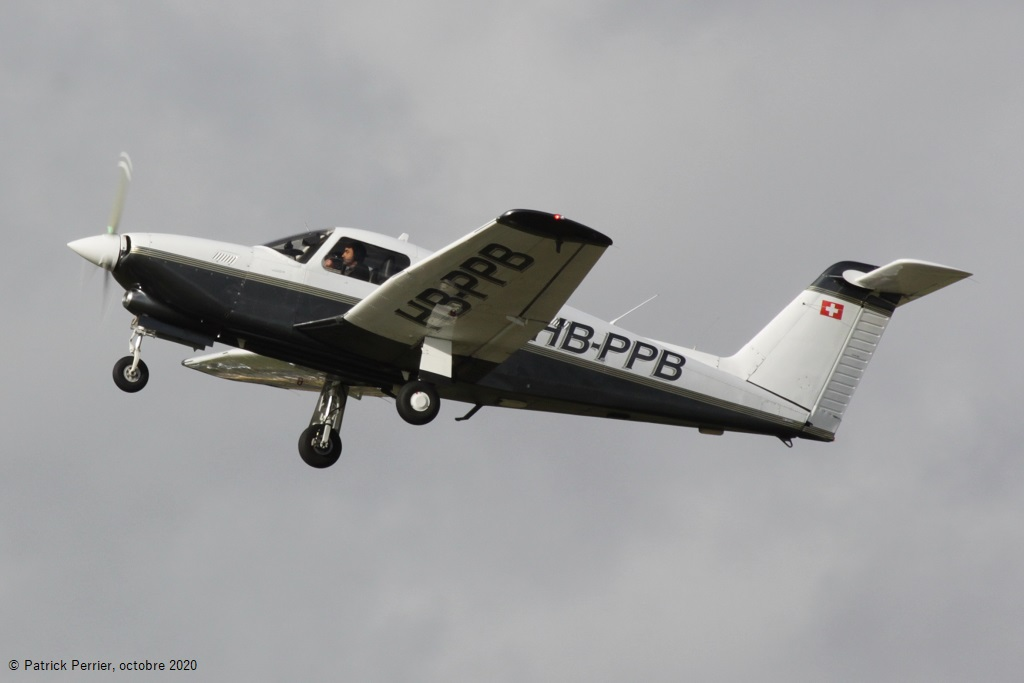 Piper PA-28 RT-201 T Arrow - HB-PPB