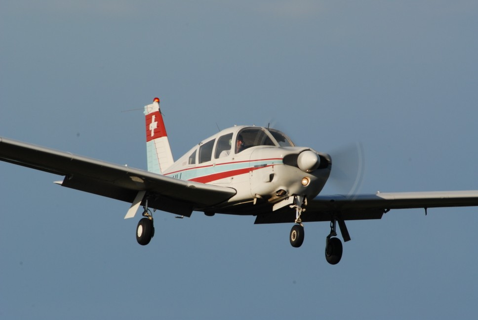 Piper PA-28 R-200 Arrow - HB-OHW