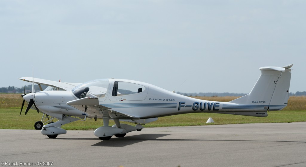 Diamond DA-40 Diamond Star - F-GUVE