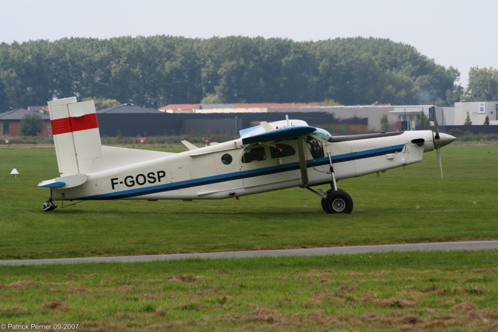 Pilatus PC6 Turbo Porter - F-GOSP