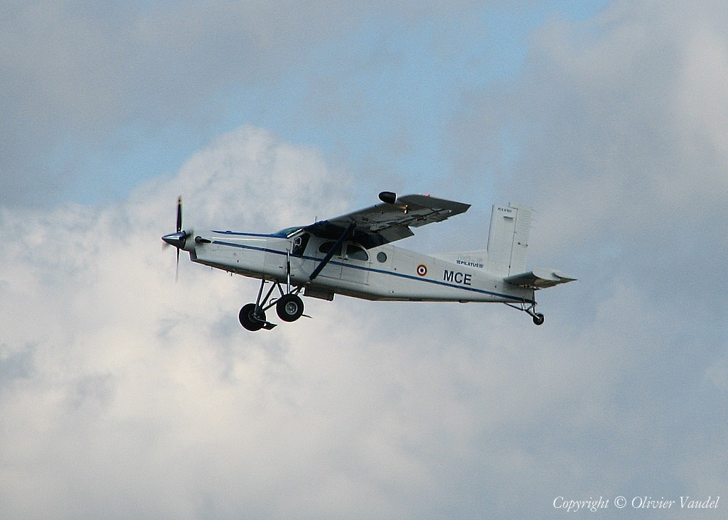 Pilatus PC6 Turbo Porter - 891/MCE