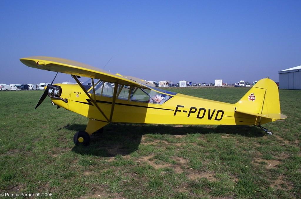 Piper cub 9571