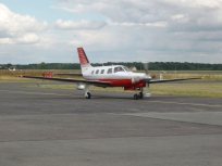 118 - Piper PA-46-350P Malibu Mirage N595PM
