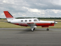 119 - Piper PA-46-350P Malibu Mirage N595PM