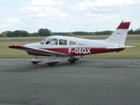 157 - Piper PA-28-161 Warrior F-GEQX