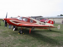 240 - Bellanca 14-13-3 Cruisair HB-DUN