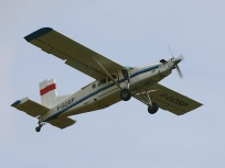 501 - Pilatus PC6 Turbo Porter F-GOSP