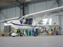 656 - Fly Synthesis Storch 45 SG