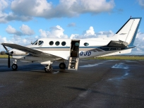 914 - Beech 90 King Air F-GQJD