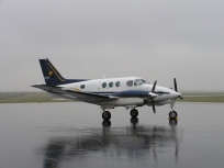 1444 - Beech 90 King Air F-GFIR