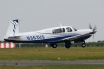 1841 - Mooney Bravo GX N363US