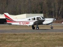 10368 - Piper PA-28 R-201 Arrow F-GOMP