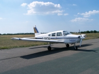10886 - Piper PA-28-161 Warrior F-GBTK