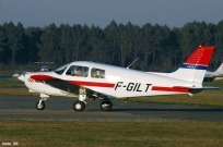 11020 - Piper PA-28-161 Cadet F-GILT
