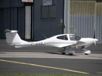11724 - F-GVRJ Diamond DA-40 Diamond Star