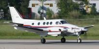11850 - Beech 90 King Air F-GJAD