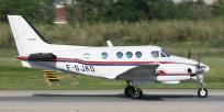 11851 - Beech 90 King Air F-GJAD