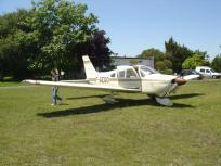 12319 - Piper PA-28-181 Archer F-GEGO