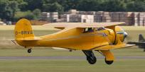 12567 - Beechcraft D 17 S Staggerwing G-BRVE