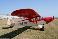 13141 - Piper PA-12 Super Cruiser F-BETD