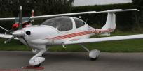 13628 - Diamond DA40 Diamond Star F-GUVP