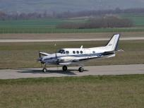 13820 - Beech 90 King Air F-GMPM