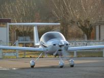 14071 - Diamond DA-20-C1 Eclipse F-HAQU