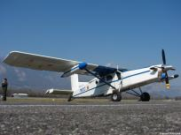 14844 - Pilatus PC6 Turbo Porter 889/MCC