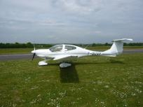 15266 - Diamond DA-40 Diamond Star F-GUVF