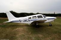 15806 - Piper PA-28-161 Warrior G-JACA