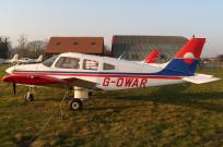 16177 - Piper PA-28-161 Warrior G-OWAR