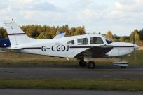 16682 - Piper PA-28-161 Warrior G-CGDJ