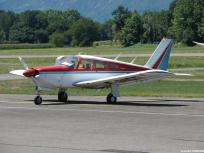 16727 - F-GIQR Piper PA-28 R-180 Arrow