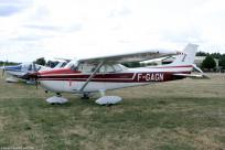 16855 - Cessna 172 F-GAGN