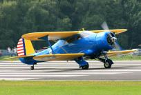 17044 - Beechcraft D 17 S Staggerwing N295BS