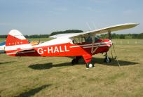 17435 - Piper PA-22-160 Tri-Pacer G-HALL