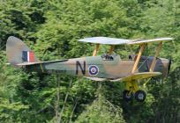 18193 - De Havilland DH 82 Tiger Moth F-AZEI