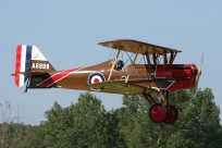 2008 - Royal Aircraft Factory SE-5A F-AZCY