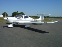 2476 - Diamond DA-40 Diamond Star F-GUVA