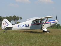 20494 - Piper PA-12 Super Cruiser F-GKBJ