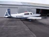 21183 - Mooney M 20 TN N708BC